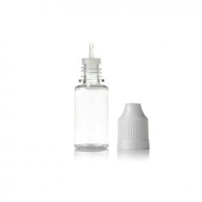 Empty Bottle 30ml With White Cap