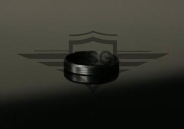 Skyfall Black Ultem ® Beauty Ring