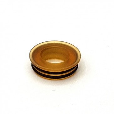 Ultem 510 adaptor for Flave 22mm RDA atomizer by AllianceTech