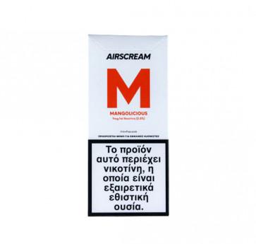 AirScream Pops Mangolicious 4 x 1.2ml 09mg Salt