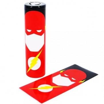 18650 Battery PVC Wrap Flash