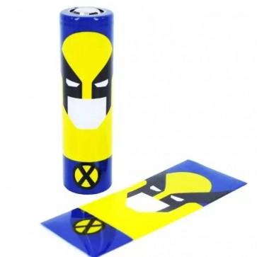 18650 Battery PVC Wrap Wolverin