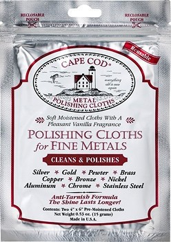 Cape Cod Metal Polish USA