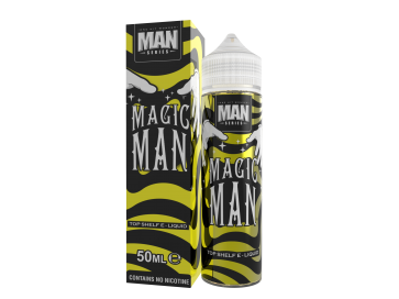 Magic Man Shake & Vape