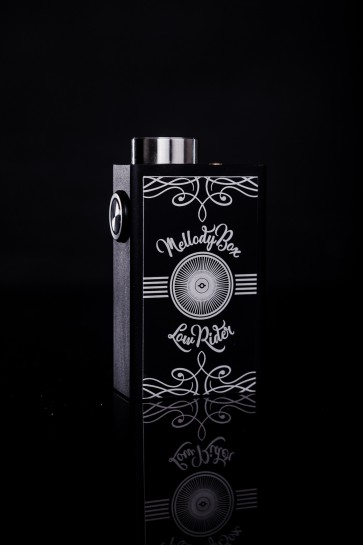 MELLODY BOX LOW RIDER BLACK LE (SOFT SWITCH)