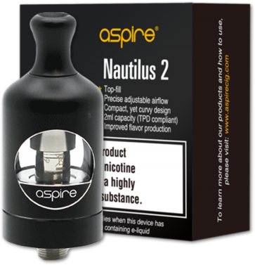 Aspire Nautilus 2 Black