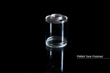PMMA Tank Polished for V1 / V2 / V3 /V4