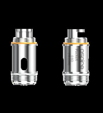 Aspire PockeX Atomizer Coil 0.6 Ohm