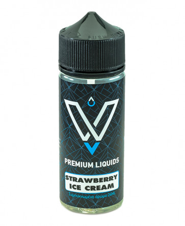 STRAWBERRY ICE CREAM 120ML