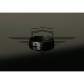 Skyfall Black Ultem ® Beauty Ring