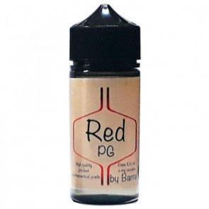 Barrel Base 100ml Red PG