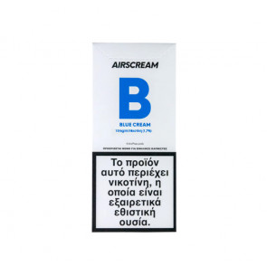 AirScream Pops Blue Cream 4 x 1.2ml 19mg Salt