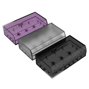 Battery Case Purple