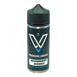 BLUEBERRY DONUT 120ML