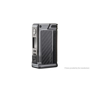Lost Vape Paranormal DNA75C Gun Metal/Carbon-Pearl Fish