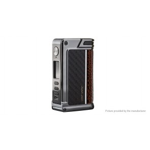 Lost Vape Paranormal DNA75C Gun Metal/Carbon-Red Raptor