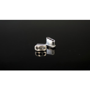 Skyfall Air Disks restricted lung (1.9mm x 3 holes)