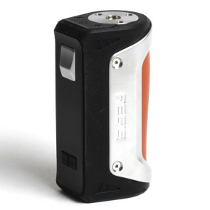 AEGIS 100W TC Box Mod Silver Brown