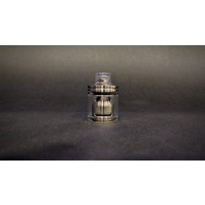 Skydrop with Drip Tip-Liquid controller PC1000 polished & Full PC1000 Tank polished