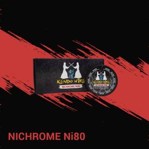 Kendo Wire Nichrome 80 22G