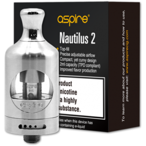 Aspire Nautilus 2 Silver (Stainless Steel)