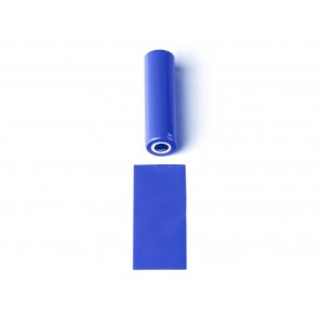 18650 Battery PVC Wrap Blue