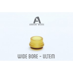 Armor 2.0 RDA DRIP TIP WIDE BORE ULTEM (Avaliable only in Store)