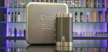Dani Box 21700  Titan Grey