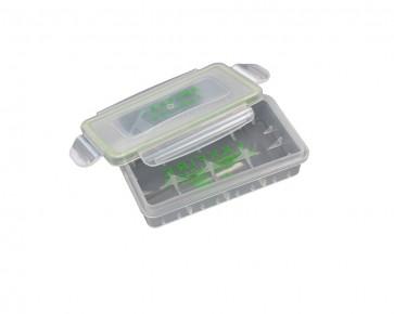 Αδιάβροχο πλαστικό κουτί για 2x18650 ή 4x18350 μπαταρίες