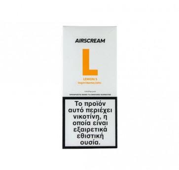 AirScream Pops Lemon S 4 x 1.2ml 19mg Salt