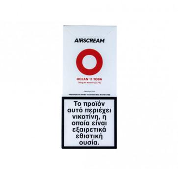 AirScream Pops Ocean 11 Toba 4 x 1.2ml 19mg Salt