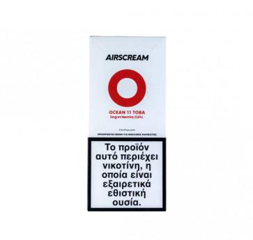 AirScream Pops Ocean 11 Toba 4 x 1.2ml 09mg Salt