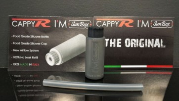 Cappy R Bottle by Sunbox and Infinity Mods Black Medium