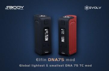 Elfin DNA75 - Sbody Red