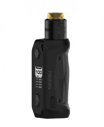 Aegis Solo 100W BlackBox Mod/ Tengu RDA