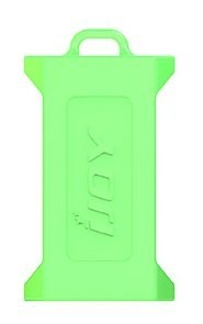 iJoy Silicone Case Green for Dual 20700/21700 Batteries