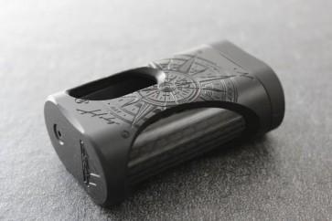 Holy Black Delrin® engrave (Carbone)