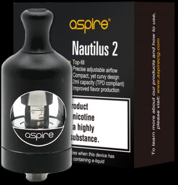 Aspire Nautilus 2 Black