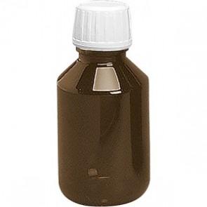 Κενό Μπουκάλι 100ml Food Grade Με Καπάκι Ασφαλείας