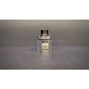Skydrop with Drip Tip-Liquid controller Black Ultem & Full PC1000 Tank polished