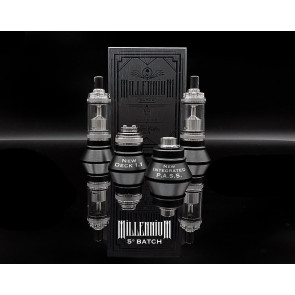 Millennium RTA - 5TH BATCH (12-2019) with new deck 1.1