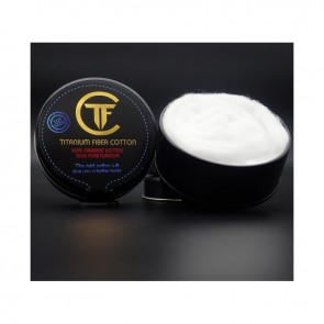 Titanium Fiber Cotton TFC