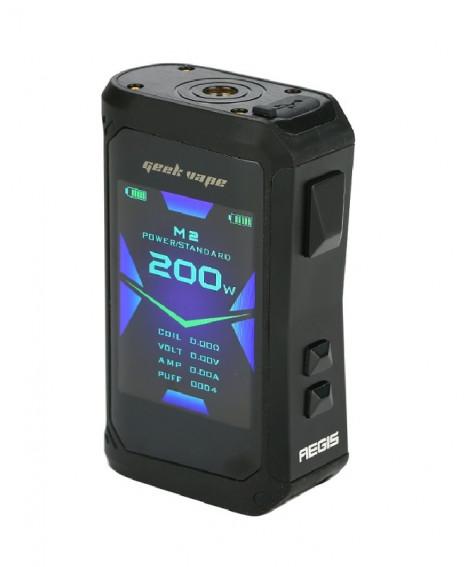 Aegis X 200W TC Box Mod