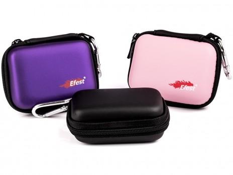 Akku-Aufbewahrungtasche zur aufbewahrung von Akkus oder Zubehör Schwarz