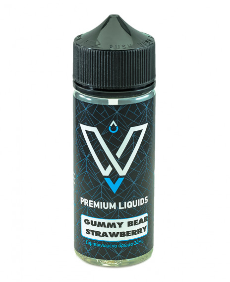 GUMMY BEAR STRAWBERRY 120ML