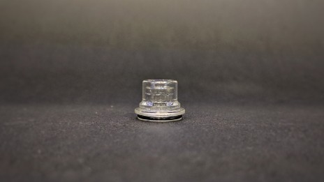 Drip Tip-Liquid controller PC1000 polished