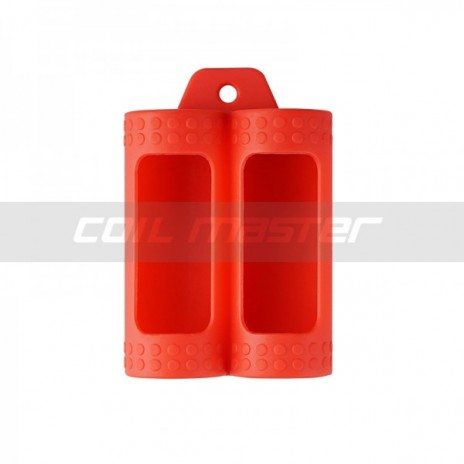Coil Masters 26650 Silicone Battery Case Red