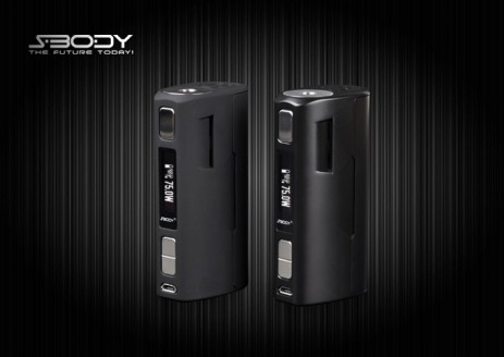 VapeDroid C1D2 Black