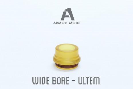 Armor 2.0 RDA DRIP TIP WIDE BORE ULTEM