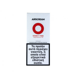 AirScream Pops Ocean 11 Toba 4 x 1.2ml 19mg Salt